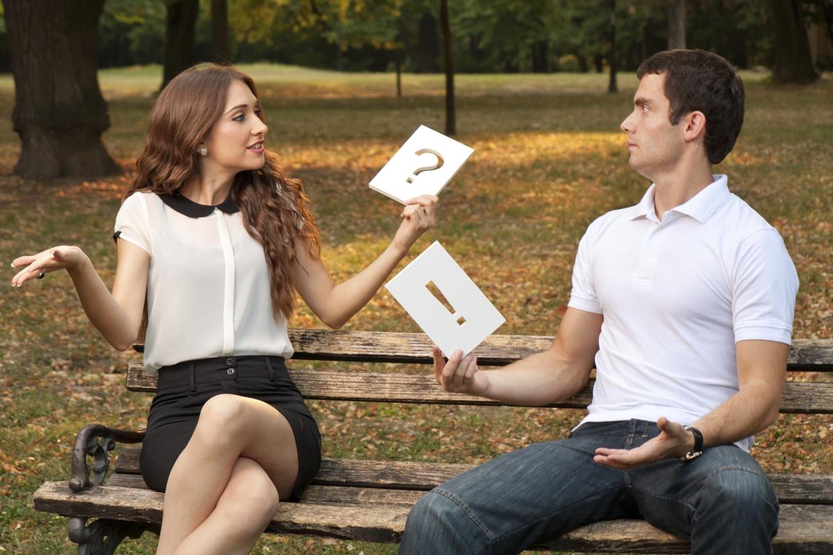 Женщины думают о дружбе, а мужчины — о сексе